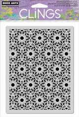 Dot Flower Pattern CG335