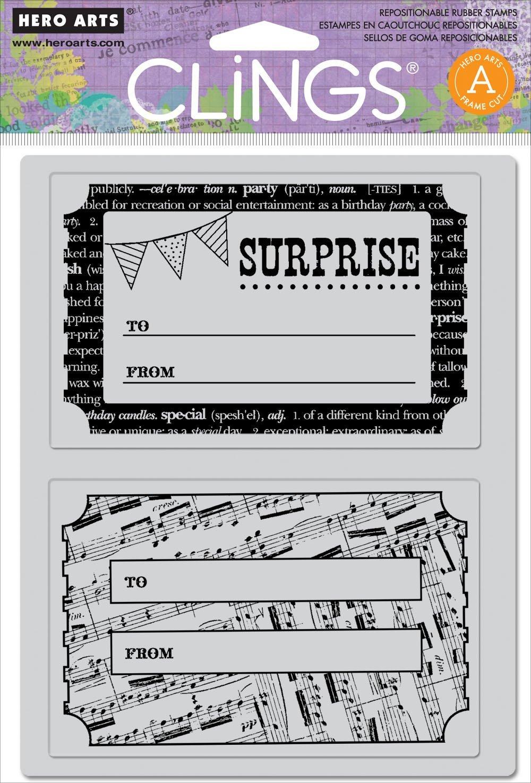Surprise CG428