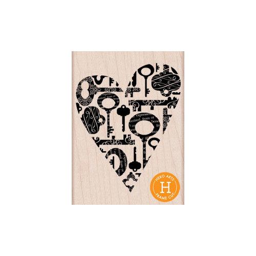 Heart Keys H5551